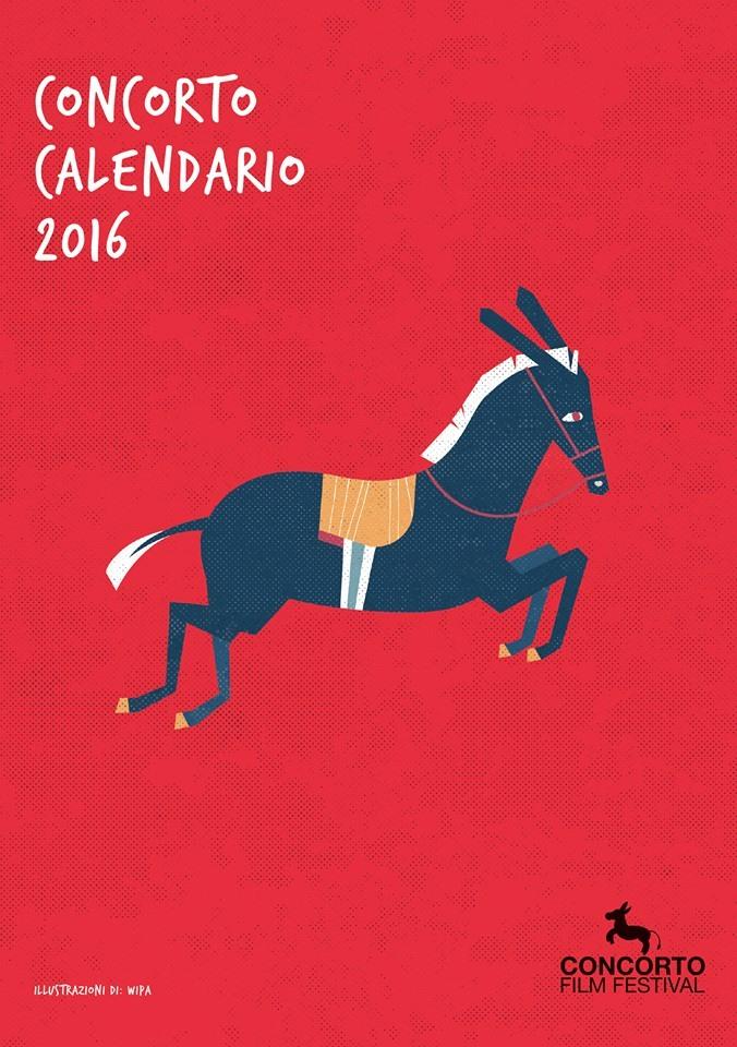 IL CALENDARIO 2016 DI CONCORTO!