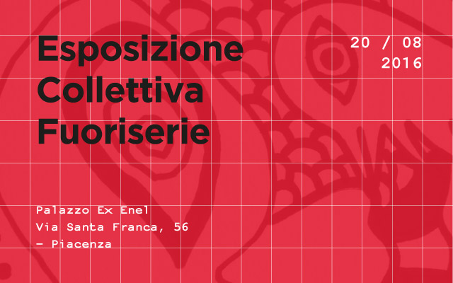 """ESPOSIZIONE COLLETTIVA FUORISERIE / """"Percorsi d'Arte Spontanea"""" e """"100 Disegni"""""""