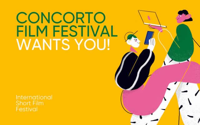 CONCORTO WANTS YOU