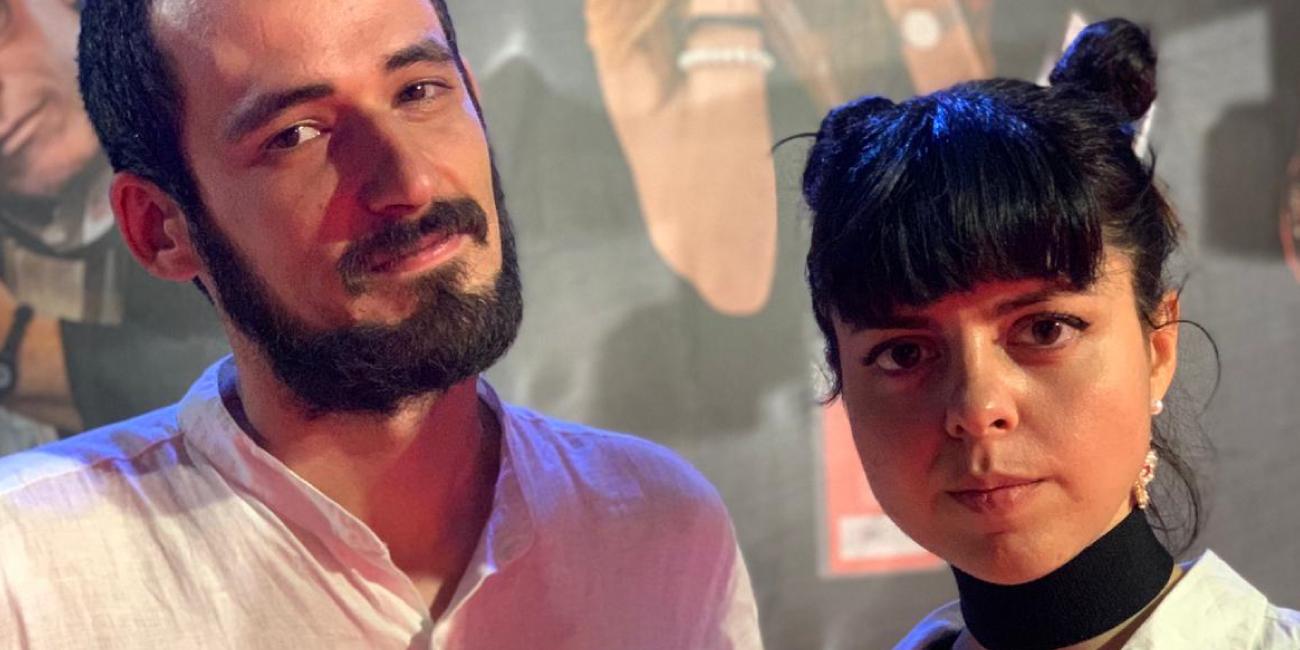 BEA ZANIN and DAVIDE VIZIO