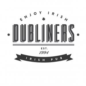Logo Dubliners Irish Pub