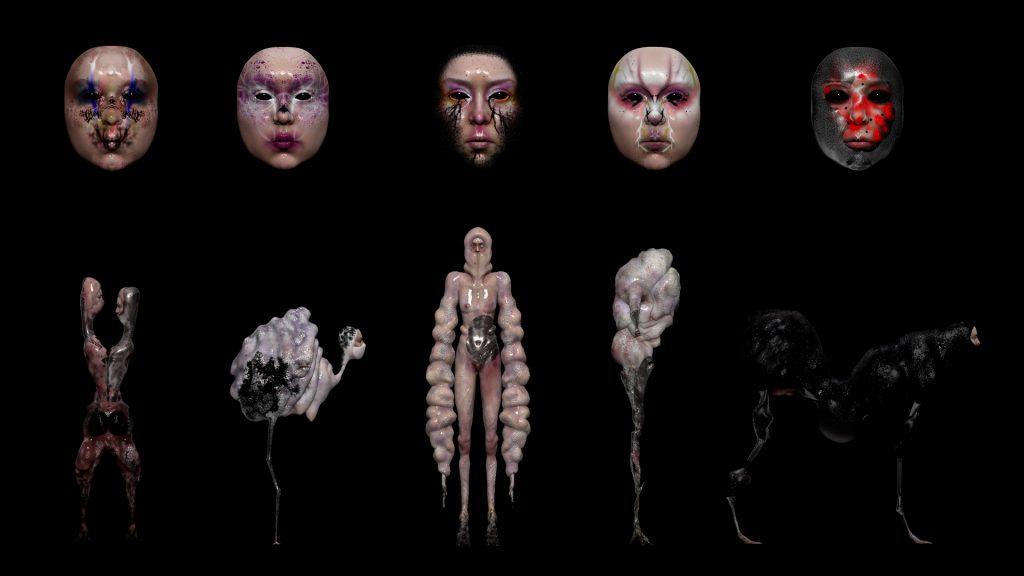 Fotogramma di Scum Mutation