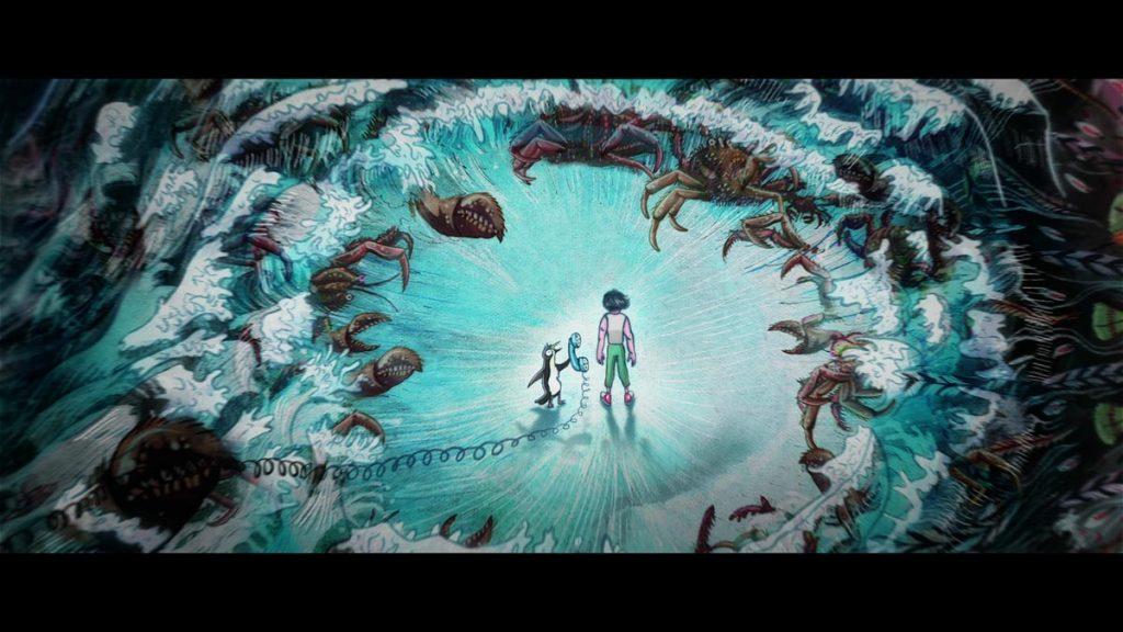 Fotogramma di Swallow the Universe