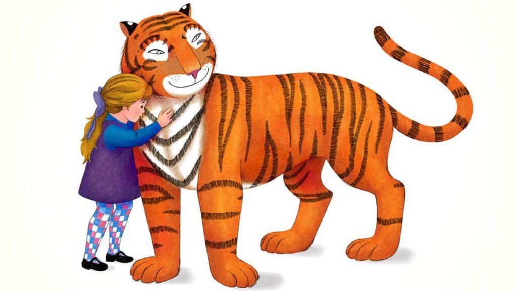 Fotogramma di The Tiger Who Came to Tea