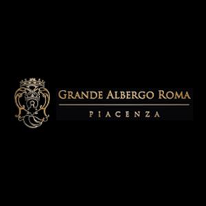 Logo Grande Albergo Roma di Piacenza